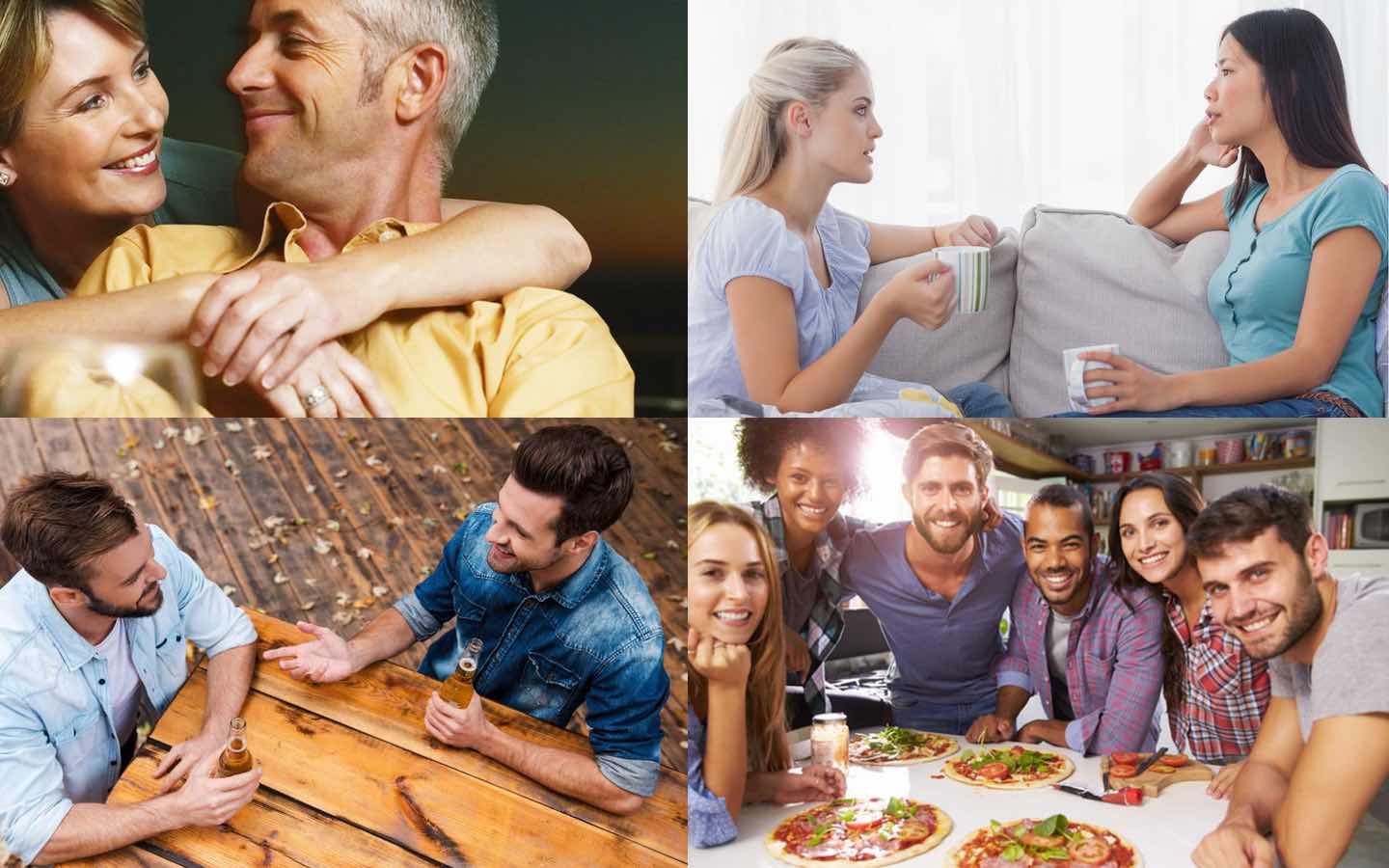 Friends dating serious relationship