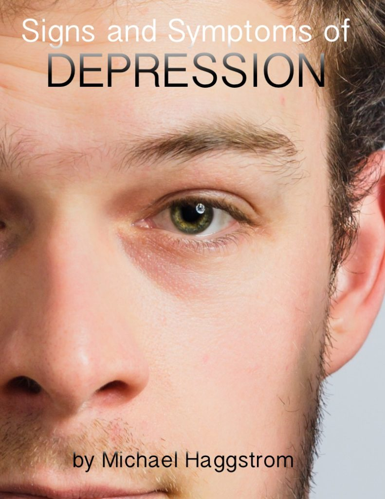 Depression symptoms can vary from person to person.